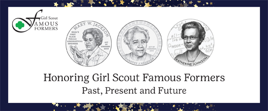Girl Scout Famous Formers
